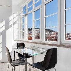Апартаменты Hello Lisbon Rossio Apartments Лиссабон комната для гостей фото 7