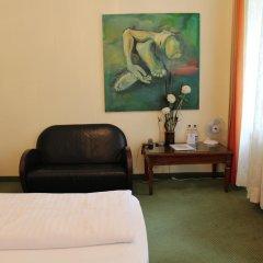 Hotel Deutsches Theater Stadtmitte (Downtown) 3* Стандартный номер с различными типами кроватей фото 16
