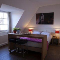 Lange Jan Hotel 2* Стандартный номер с различными типами кроватей фото 11