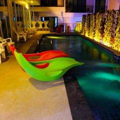 Отель The Frutta Boutique Patong Beach бассейн фото 2