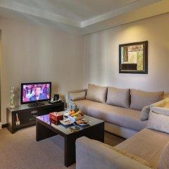 Opera Plaza Hotel Marrakech 4* Представительский люкс с различными типами кроватей фото 3