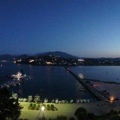 Отель Benitses Arches Греция, Корфу - отзывы, цены и фото номеров - забронировать отель Benitses Arches онлайн приотельная территория