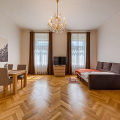 Апартаменты Apartments 39 Wenceslas Square Апартаменты с различными типами кроватей фото 4