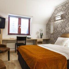 Отель Hotell Liseberg Heden 4* Стандартный номер с различными типами кроватей фото 5