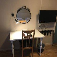 Euroway Hotel 3* Стандартный семейный номер с двуспальной кроватью фото 9