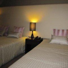 Отель Lisboa Central Park 3* Номер Делюкс с двуспальной кроватью фото 4