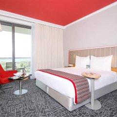 Отель Park Inn by Radisson, Abu Dhabi Yas Island 3* Стандартный номер с различными типами кроватей