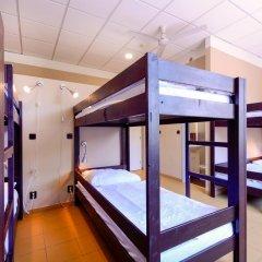 Отель Plus Prague Кровать в общем номере