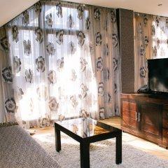 Аибга Отель 3* Студия Делюкс с разными типами кроватей фото 3