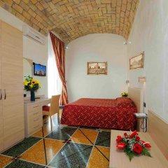 Hotel Campidoglio 3* Стандартный номер с двуспальной кроватью фото 3