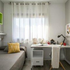 Отель Residencia Universitaria Barcelona Diagonal Стандартный номер фото 8