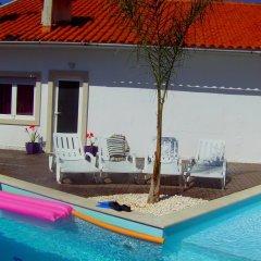 Отель Vivenda Violeta бассейн фото 3