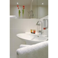 Golden Tulip Berlin Hotel Hamburg 4* Стандартный номер с различными типами кроватей