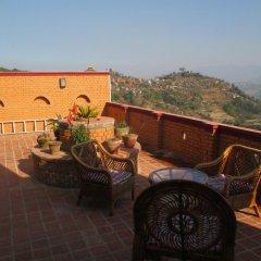 Отель Swiss Непал, Катманду - отзывы, цены и фото номеров - забронировать отель Swiss онлайн балкон