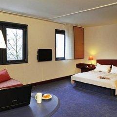 Hotel Novotel Suites Wien City Donau 3* Люкс с различными типами кроватей