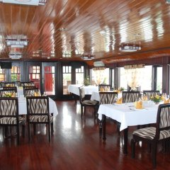 Отель Bai Tho Deluxe Junks питание фото 2