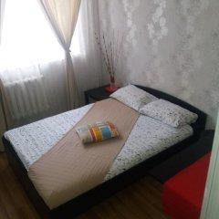 City Hostel Стандартный номер двуспальная кровать фото 12