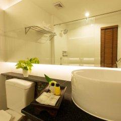 Ansino Bukit Hotel 3* Номер Делюкс двуспальная кровать фото 21