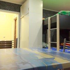 Hostel Time Кровать в общем номере с двухъярусной кроватью фото 7