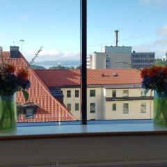 Отель RADIUMHOSPITALET Осло балкон