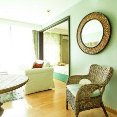 Отель Rocco Huahin Condominium Апартаменты с различными типами кроватей фото 3