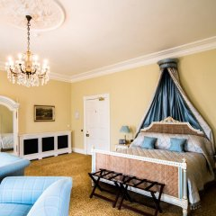 Отель Crossbasket Castle Великобритания, Глазго - отзывы, цены и фото номеров - забронировать отель Crossbasket Castle онлайн комната для гостей фото 10