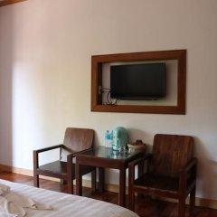 Отель Villa Oasis Luang Prabang 3* Номер Делюкс с двуспальной кроватью фото 13