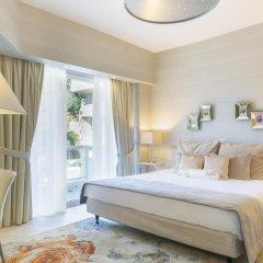 St George Lycabettus Hotel 5* Улучшенный номер с двуспальной кроватью фото 2