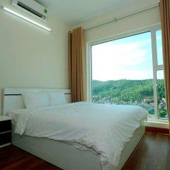 Отель Condotel Ha Long Апартаменты с различными типами кроватей фото 7