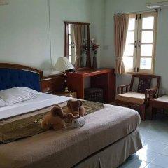 Отель Pinthong house 2* Стандартный номер с двуспальной кроватью фото 5