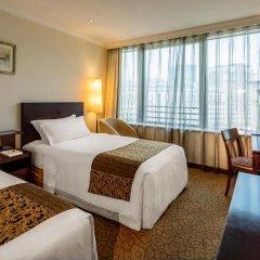 Howard Johnson Paragon Hotel Beijing комната для гостей