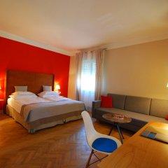 Hotel & Villa Auersperg 4* Номер Small garden с различными типами кроватей фото 2