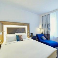 Гостиница Новотель Красноярск Центр 4* Улучшенный номер с различными типами кроватей фото 3