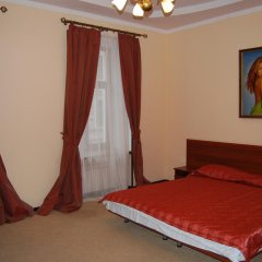 Мини-Отель Комфитель Александрия 3* Стандартный номер с разными типами кроватей фото 4