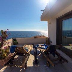 Отель La Rosa Sul Mare 4* Апартаменты