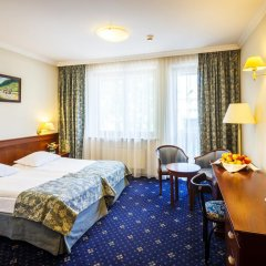 Отель Czarny Potok Крыница-Здруй комната для гостей фото 3