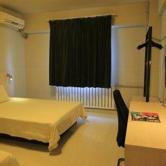 Отель Jinjiang Inn Tianjin Heping Anshandao 2* Стандартный номер с различными типами кроватей фото 2