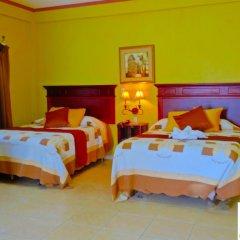 Hotel Las Hamacas 3* Номер Делюкс с двуспальной кроватью фото 2