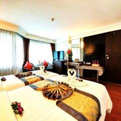 Jomtien Garden Hotel & Resort 4* Номер Делюкс с различными типами кроватей
