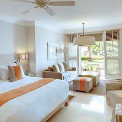 Отель LUX* Belle Mare 5* Полулюкс с различными типами кроватей фото 3