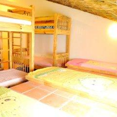 Отель Dalat Flower 3* Кровать в общем номере