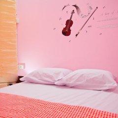 Baan Nampetch Hostel Номер категории Эконом с различными типами кроватей