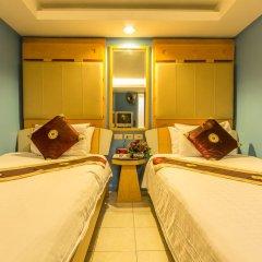 Отель Sams Lodge 2* Улучшенный номер с различными типами кроватей фото 11