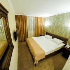 Мини-Отель Инвайт Москва комната для гостей фото 5