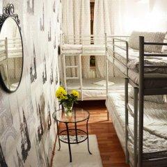 Хостел Кремлевские Огни Улучшенный номер с различными типами кроватей фото 6