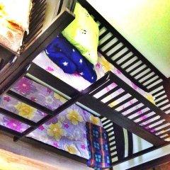 Hostel Ah Кровать в общем номере с двухъярусной кроватью фото 5