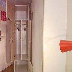 Хостел Привет Кровать в женском общем номере двухъярусные кровати фото 10