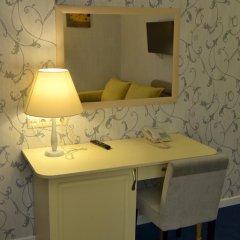 Гостиница Ajur 3* Стандартный номер 2 отдельными кровати фото 29