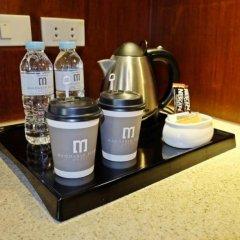 Mandarin Plaza Hotel 4* Номер Делюкс с различными типами кроватей фото 9