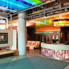 Отель Aloft Chicago City Center гостиничный бар